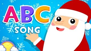 Christmas Alphabet ABCs! | English Alphabet Phonics Song for Kids | CheeriToons