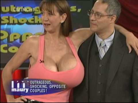 Funny Couples Big Boobs Couple Maury video