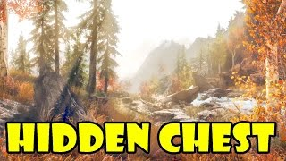 Skyrim: Secret Hidden Boss Chest Location (Skyrim Hidden Treasures)
