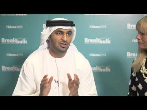 8. Meet Abdulkareem M. Al Masabi, VP-Operations, Abu Dhabi Ports