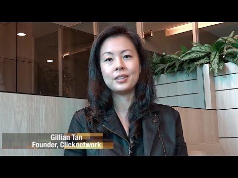 Gillian Tan, Founder of clicknetwork.tv, on Digital Technology