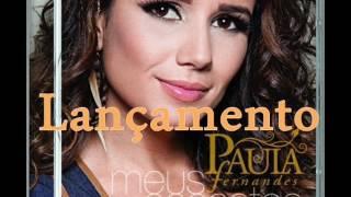 "Cd ""Meus Encantos"" Paula Fernandes - Completo"