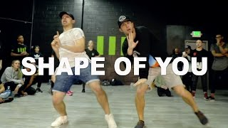"Download Lagu ""SHAPE OF YOU"" - Ed Sheeran Dance 
