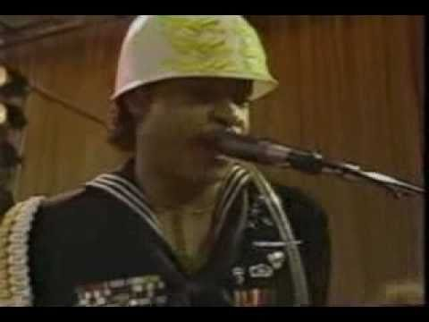 30 mn with Roger Troutman&Zapp ( Live @ BET in 1989 )