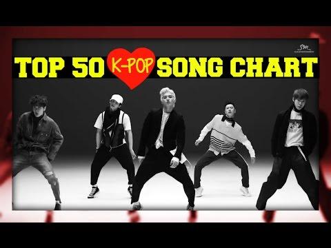 [TOP 50] K-POP SONGS CHART - APRIL 2016 (WEEK 2)