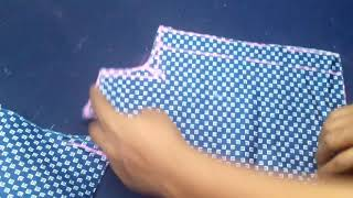 GOWN Cutting and Stitching, Stylish SIMPLE FROCK cutting,Tailoring Classes for Beginners
