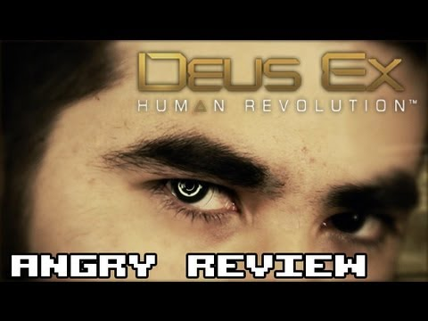 Deus Ex: Human Revolution Angry Review