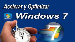Como Acelerar y Optimizar Windows 7 (2018)