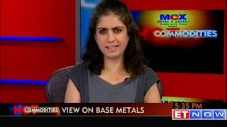 Gold prices gain, crude trades steady   The Economic Times Video   ET Now