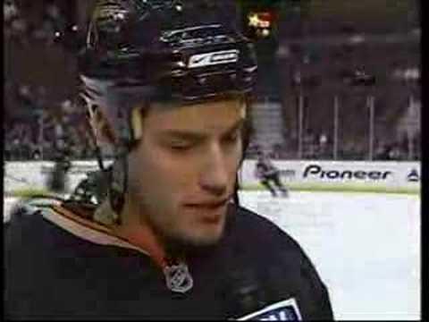 Anaheim Ducks - Ryan Getzlaf Pregame Interview 1/4