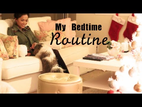 My Bedtime Routine! Get Ready With Me  - ThatsHeart