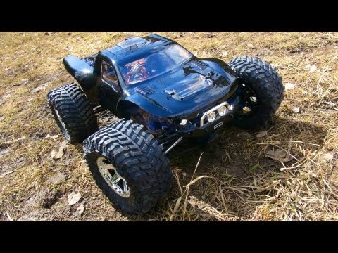 RC ADVENTURES - TRAXXAS SUMMiT RAPTOR