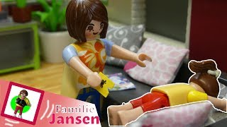 "Playmobil Film ""Was ist das an Greta´s Bein?"" Familie Jansen / Kinderfilm / Kinderserie/Youtube Kids"