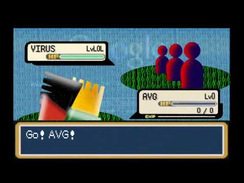 Pokemon Anti-Virus