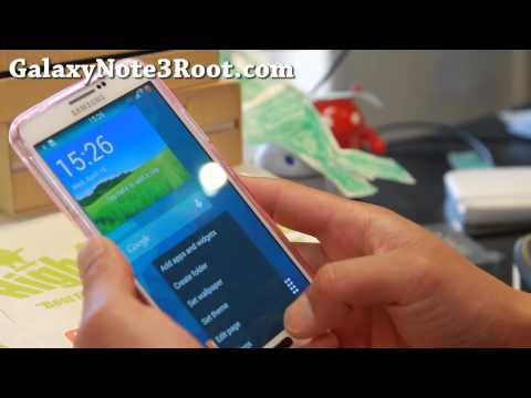VN KitKat ROM for Galaxy Note 3 SM-N900!