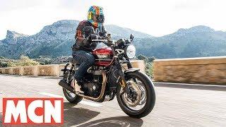 Triumph Speed Twin | First Ride | Motorcyclenews.com