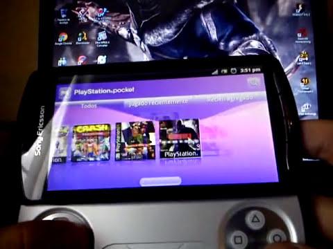 Sony Ericsson Xperia Play Games 2011