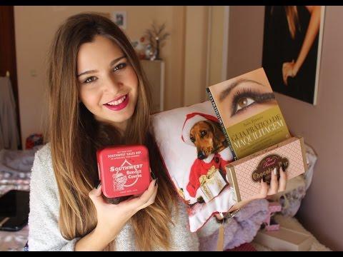 Prendas de Aniversário e de Natal! || Tatiana aae