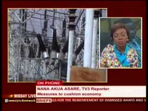 Midday Live - Finance Minister Outlines measures to Cushion Ghana's Economy - 1/4/2014