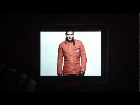 iPad Apps – G-Star RAW Magazine 5