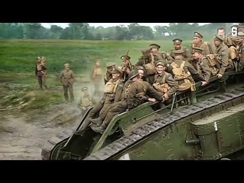 Peter-Jackson-Film: Erster Weltkrieg In Farbe