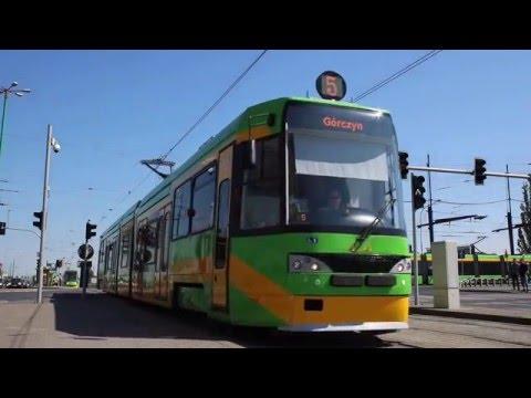 Tramwaje W Poznaniu 2016 | Trams In Poznan