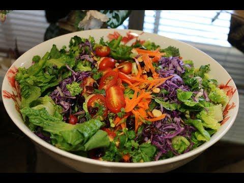 Новинки салатов