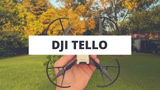 DJI Tello Review. Best Drone Under $100