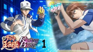 The New Prince of Tennis Rising Beat Episode 1