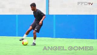 Angel Gomes, Jadon Sancho, Reiss Nelson & More - Incredible Skills Compilation 2