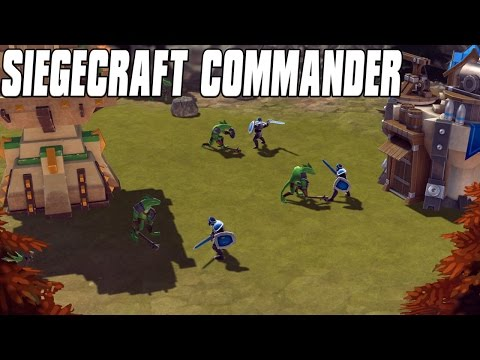 Siegecraft Commander - Human Beatdown