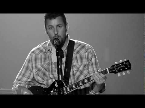 Adam Sandler - The Thanksgiving Song Performed By Adam Sandler