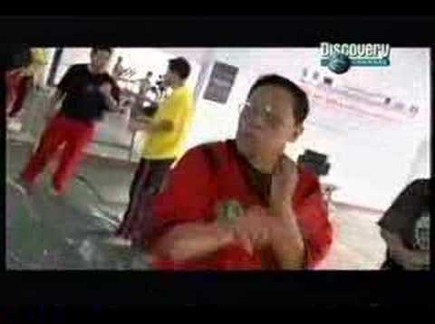 Eskrima - Diony Canete Discovery Channel