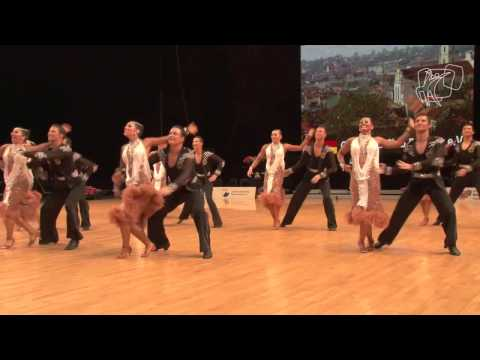2013 European Latin Formation | The Final Reel
