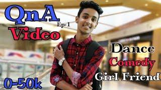 Boka Chondro First QnA Video   Bengali Youtuber