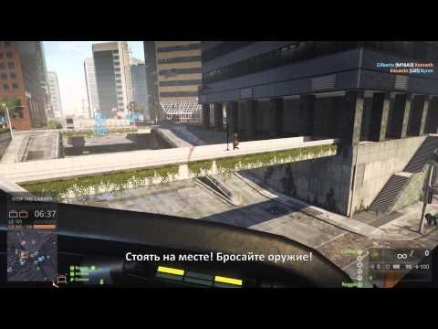 Battlefield Hardline: 6 минут игрового видео многопользовательского режима