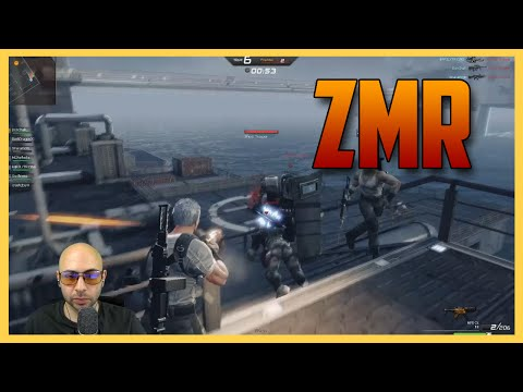 Zombies Monsters Robots  I'm On A Boat  Killing Cyborgs    Zmr