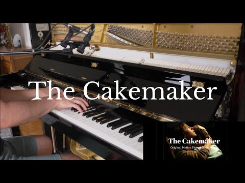 The Cakemaker Soundtrack - Dominique Charpentier (Live From My Studio)