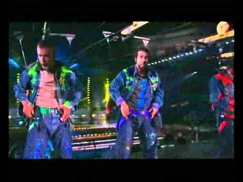 N Sync - Space Cowboy (Live at PopOdyssey Tour 2001) [HD]