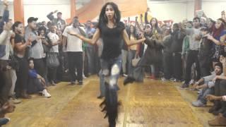 ANIYAH ICON VS VICTORIA KHAN @ FIRST FRIDAY 3/2012