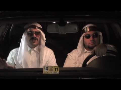 Saudis in Audis