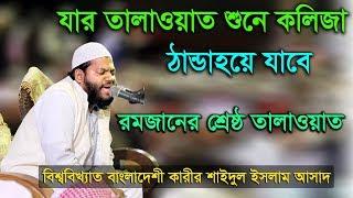Emotional Quran Tilawat যার তালাওয়াত শুনে কলিজা ঠান্ডাহয়ে যাবে Qari Saidul Islam Asad 2018
