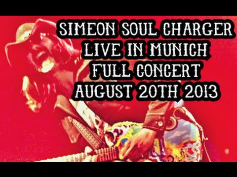 Simeon Soul Charger live at Theatron (Full Concert) August 20, 2013