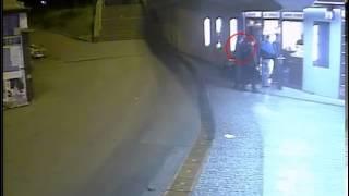 Zabójstwo przy ul. Grodzkiej: Nagranie z monitoringu | LoveKrakow.pl