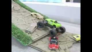 Rock Crawler King RC Off Road Truck