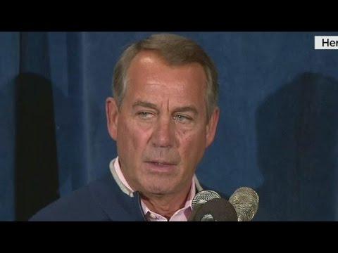 John Boehner: NSA program helped foil U.S. terror plot