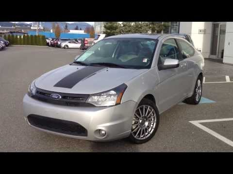 (SOLD) 2009 Ford Focus SES Preview, At Valley Toyota Scion In Chilliwack B.C. # 13883B