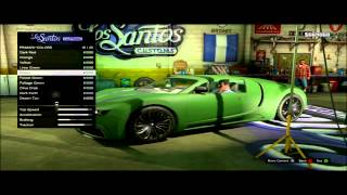 "GTA 5 Secret Car - ""Adder"" (Bugatti Veyron) $1,000,000 Car for FREE!"