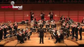 Black Dyke Band plays Enter The Galaxies @ World Band Festival Luzern 2015