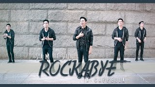 Download Lagu Rockabye - A Cappella (Clean Bandit, Sean Paul, Anne-Marie) - Sam Tsui Cover Gratis STAFABAND